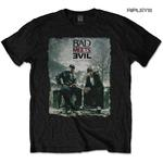 "Official T Shirt Rap BAD MEETS EVIL Royce Da 5'9"" Eminem  'Burnt' All Sizes Thumbnail 1"