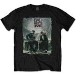 "Official T Shirt Rap BAD MEETS EVIL Royce Da 5'9"" Eminem  'Burnt' All Sizes Thumbnail 2"