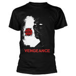 Official Black T Shirt NEW MODEL ARMY 'Vengeance' Album Cover All Sizes Thumbnail 2