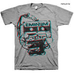 Official T Shirt Marshall Mathers EMINEM Slim Shady 'Tape Cassette' All Sizes Thumbnail 1