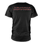 Official Rock T Shirt NEW MODEL ARMY 'Thunder & Consolation' Black All Sizes Thumbnail 4