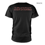 Official Rock T Shirt NEW MODEL ARMY 'Thunder & Consolation' Black All Sizes Thumbnail 3
