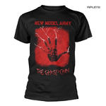 Official Rock T Shirt NEW MODEL ARMY 'The Ghost Of Cain' Black All Sizes Thumbnail 1