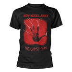 Official Rock T Shirt NEW MODEL ARMY 'The Ghost Of Cain' Black All Sizes Thumbnail 2