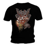 Official T Shirt MAYHEM Black Death Metal 'Transylvania' Logo All Sizes Thumbnail 2