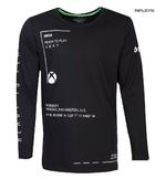 Official Blk Gaming T Shirt XBOX One Console 'Ready To Play' L/Sleeve All Sizes Thumbnail 1