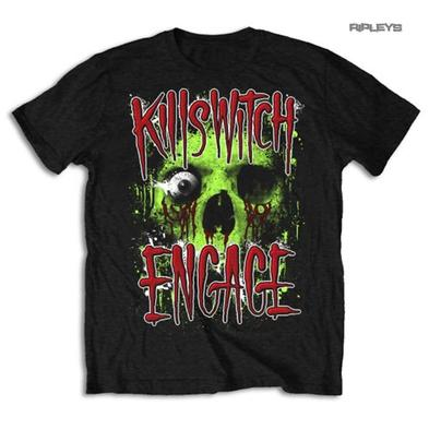 Official T Shirt KILLSWITCH ENGAGE Metalcore Incarnate 'Skullyton' All Sizes