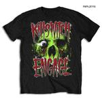 Official T Shirt KILLSWITCH ENGAGE Metalcore Incarnate 'Skullyton' All Sizes Thumbnail 1