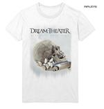 Official T Shirt DREAM THEATER Distance Tour 2019 'Skull Fade Out' All Sizes Thumbnail 1