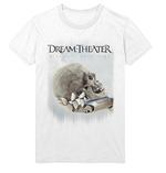 Official T Shirt DREAM THEATER Distance Tour 2019 'Skull Fade Out' All Sizes Thumbnail 2