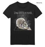 Official T Shirt DREAM THEATER Distance Tour 2019 'Skull Triangle' All Sizes Thumbnail 1