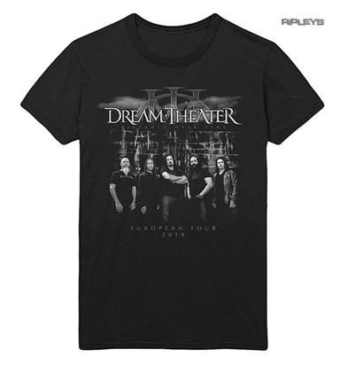 Official T Shirt DREAM THEATER Distance Tour 2019 'Band Photo' All Sizes