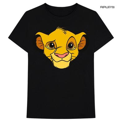 Official T Shirt DISNEY Character The Lion King Movie 'Simba' All Sizes
