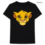 Official T Shirt DISNEY Character The Lion King Movie 'Simba' All Sizes Thumbnail 1