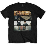 Official T Shirt PEAKY BLINDERS Tommy Shelby 'Slices' Black All Sizes Thumbnail 2