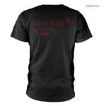 Official Black T Shirt THE CURE Album Kiss Me Kiss Me Kiss Me All Sizes Thumbnail 3