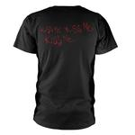 Official Black T Shirt THE CURE Album Kiss Me Kiss Me Kiss Me All Sizes Thumbnail 4