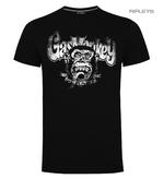 Official KYD T Shirt GMG Gas Monkey Garage 'BSB' Blood Sweat Beers All Sizes Thumbnail 1