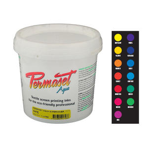 Permaset Supercover Screen Printing Ink 1 Litre Preview