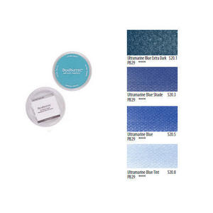 Pan Pastel Artists' Painting Pastel Ultramarine Blue Colours Preview