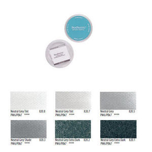 Pan Pastel Artists' Painting Pastel Neutral Grey Colours Preview