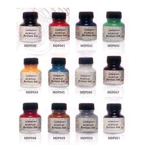 Manuscript Calligraphy Acrylic Dip Pen Ink 30ml Bottle Preview