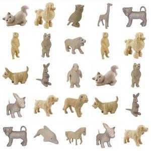 Decopatch Decoupage Papier Mache Animals Small Range Preview