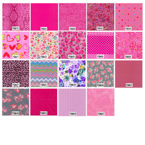 Decopatch Decoupage Printed Paper Pink Patterns Preview