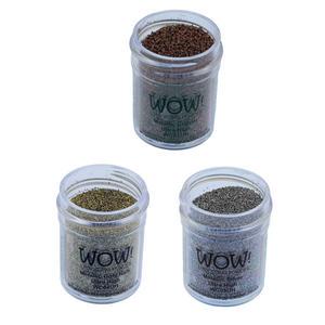 Wow! Metallic Embossing Powder 15ml - Ultra High Grade Preview