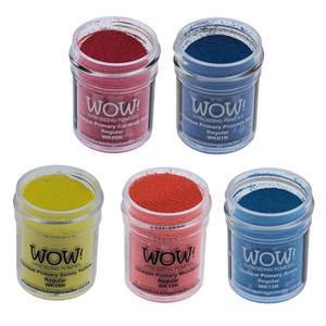Wow! Embossing Powder 15ml - Opaque Primary Colours Preview