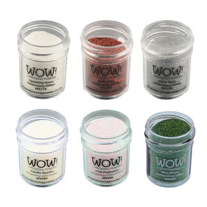 Wow! Glitter Embossing Powder 15ml - Colours 31 to 60 Preview