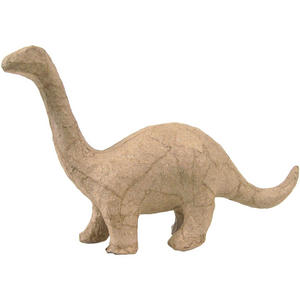 Decopatch AP101 Decoupage Papier Mache Animal Extra Small Brontosaurus Preview