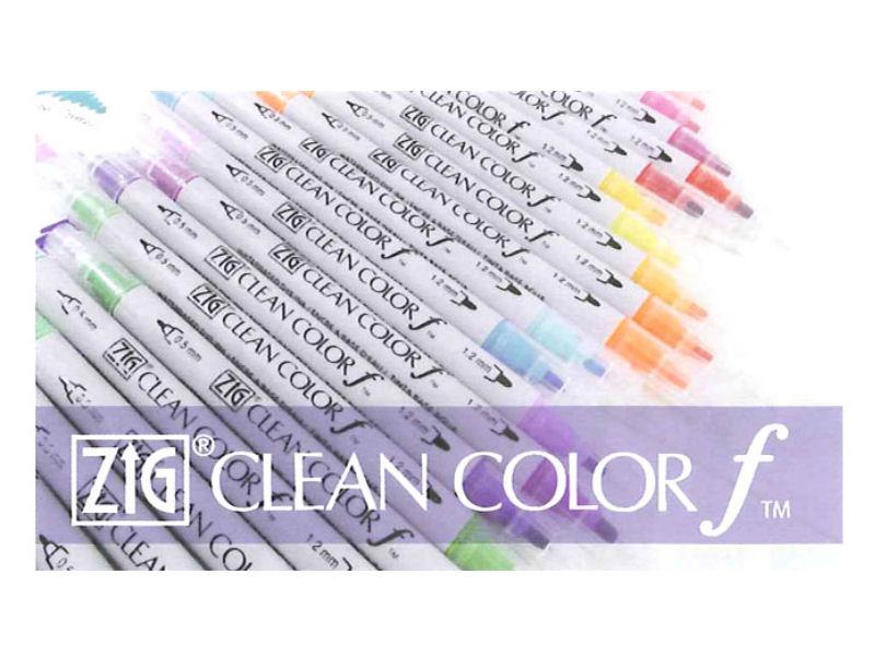 Zig Clean Color F