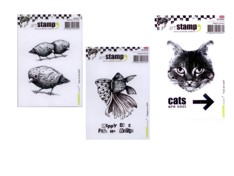 A7 Stamps