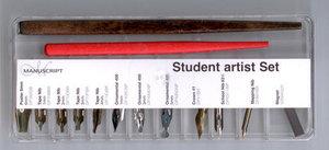 Manuscript Dip Pen /& Nibs Set-Student Artist
