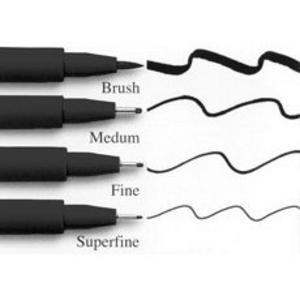 Pitt Artist's Marker Pen 4pc Set Preview