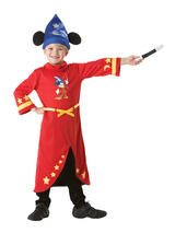 Disney Mickey Mouse Fantasia Costume