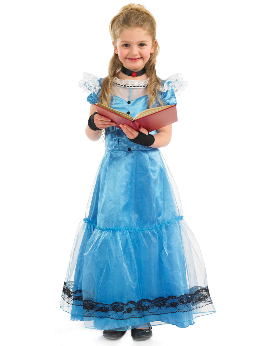e20c1b6ef Child Age 8-10 Years Old England Alice Fancy Dress Costume Kids Girls Female  | Plymouth Fancy Dress, Costumes and Accessories