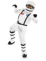 Boy's Astronaut Spaceman Costume