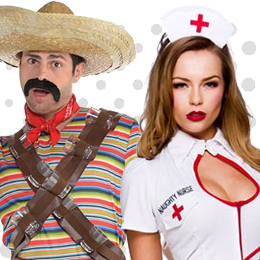 Adults Fancy Dress Costumes