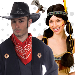 Cowboys & Indian Costumes