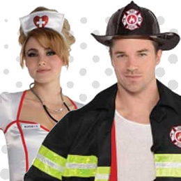 Emergency Services Costumes