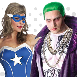 Superhero & Super Villain Costumes