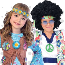 Children's 1960's & 1970's Costumes