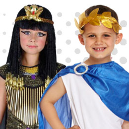 Children's Ancient History Costumes