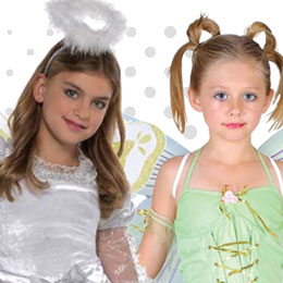 Children's Angels & Fairies Costumes