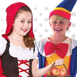 Children's Fairytale & Storybook Costumes