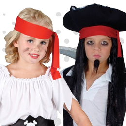 Children's Pirate Costumes