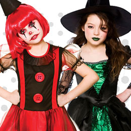 Clown And Jesters Halloween Fancy Dress Costumes And Ideas