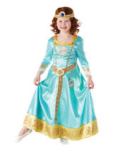 Child Deluxe Princess Merida Ornamental Costume